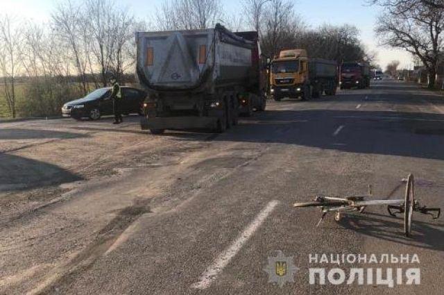 В Закарпатской области в результате ДТП травмирован несовершеннолетний.