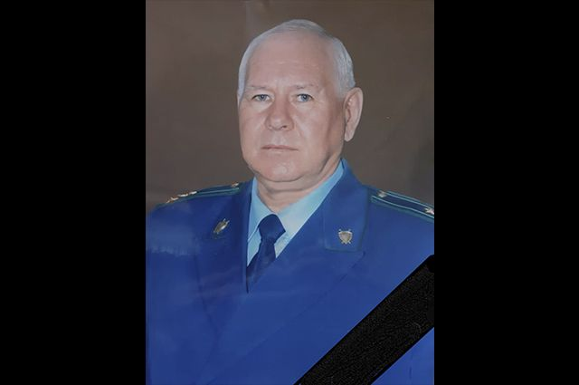В Оренбургской области ушел из жизни прокурор Сакмарского района Олег Мананников