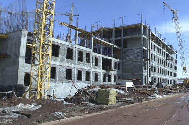 В Оренбурге приступили к формированию коллектива строящейся областной детской больницы.