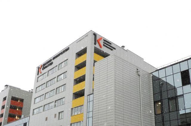Константин Егоров арестован по факту мошенничества при поставке медицинского оборудования в Красноярскую краевую клиническую больницу.