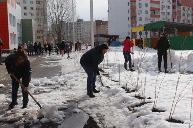 Правительство Башкирии утвердило даты проведения субботников