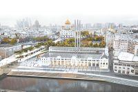 После реконструкции Дом культуры «ГЭС-2» сможет вместить 2 тыс. посетителей.