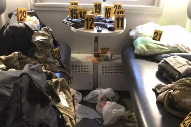 Стрельба в поезде Константиновка - Киев: стали известны подробности