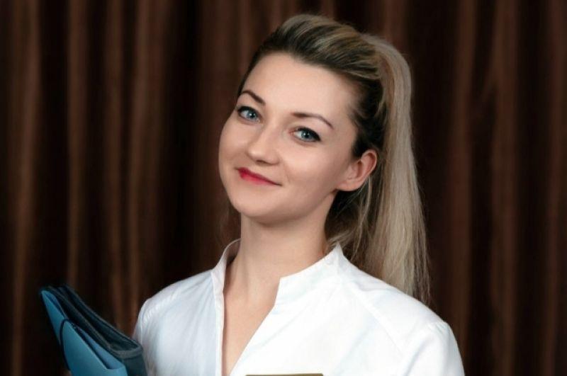 Елена Урясова.