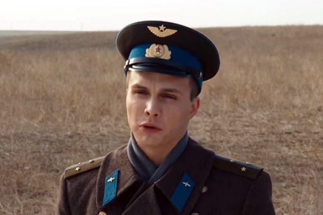 Кадр из фильма «Гагарин. Первый в космосе».
