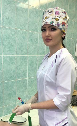 Анастасия Голикова.
