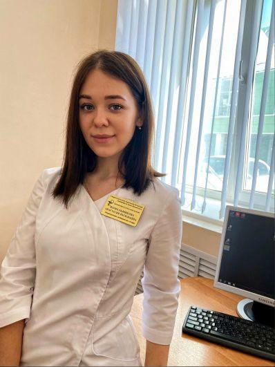 Анастасия Помельникова.
