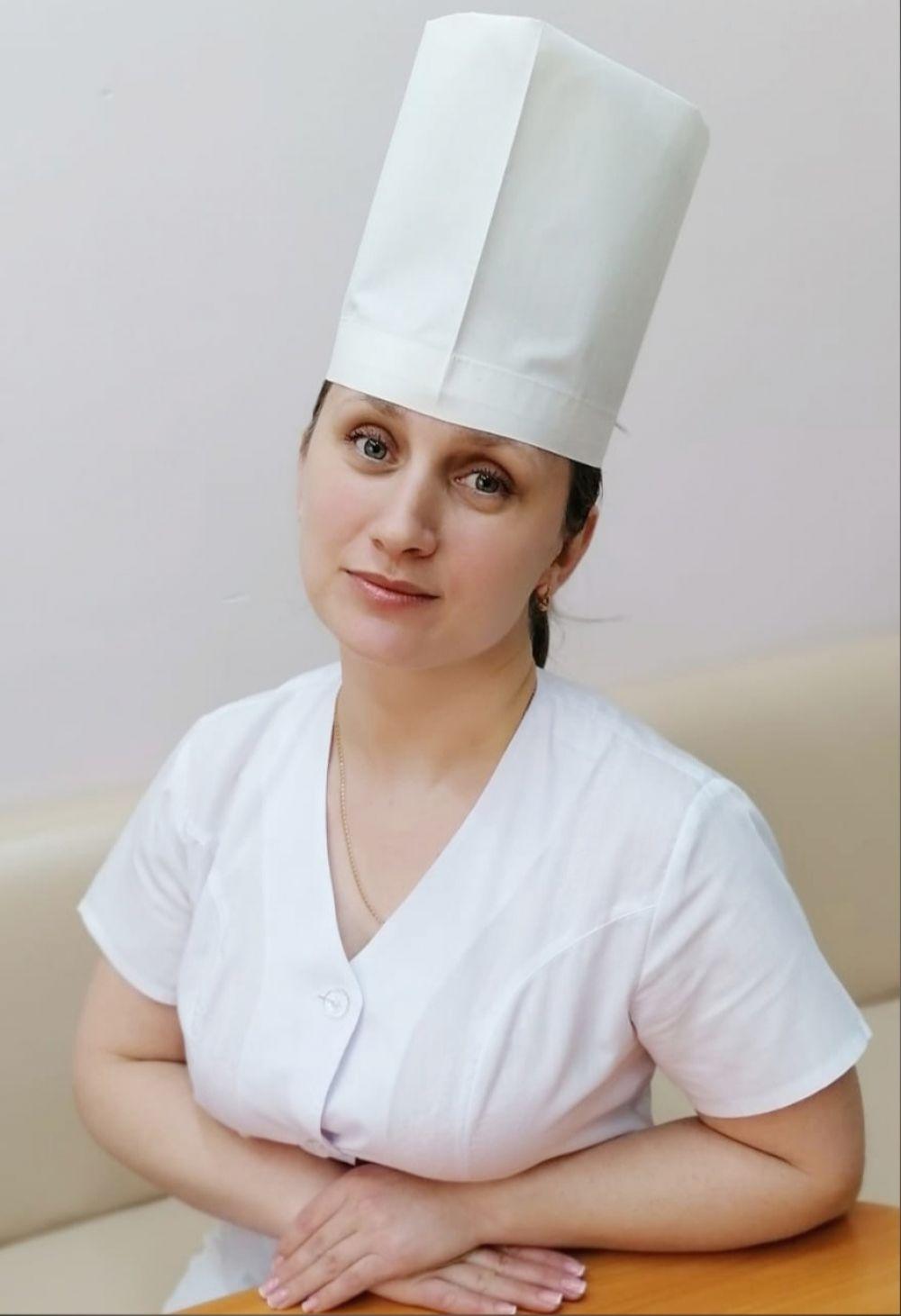 Инна Беляева.