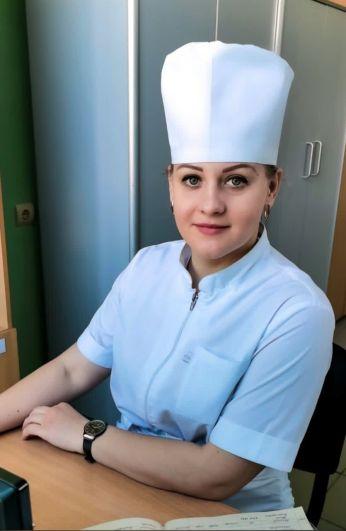 Инна Стародубцева.