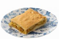 Постный пирог с капустой: рецепт сытного блюда