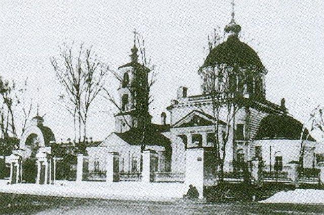 Церковь Апостола Филиппа находилась в Твери на набережной Афанасия Никитина. Теперь там сквер и торговый центр