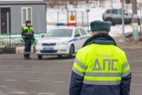 По данным ГИБДД в ДТП повреждено четыре автомобиля и пострадал один человек.