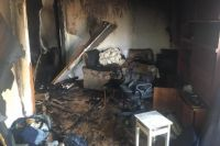 На пожаре в Оренбурге 6 апреля спасли пять человек, в том числе одного ребенка.