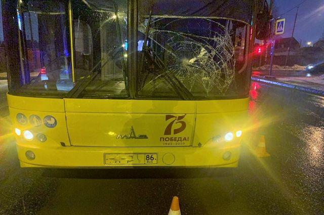 В результате ДТП пешеход получил травмы