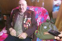 Фронтовик-артиллерист Геннадий Губин прошел от Москвы до Берлина.