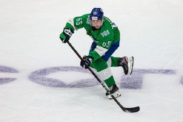 ХК «Салават Юлаев» сохранил финскую тройку нападения
