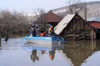 Уровень воды в водоемах красноярского края начал повышаться.