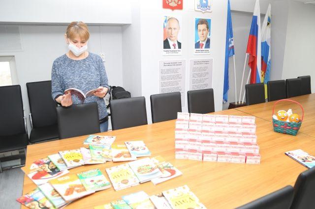 Нефтяники для ветеранов из Губкинского провели акцию «День здоровья»