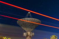 Евпаторийский центр дальней космической связи.