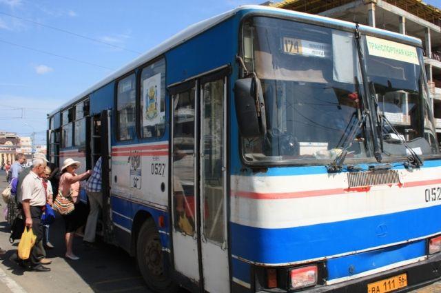 В администрации города анонсировали начало работы дачных автобусов.
