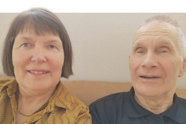 Грета и Ханс не теряют надежды найти родственников в нашей стране.