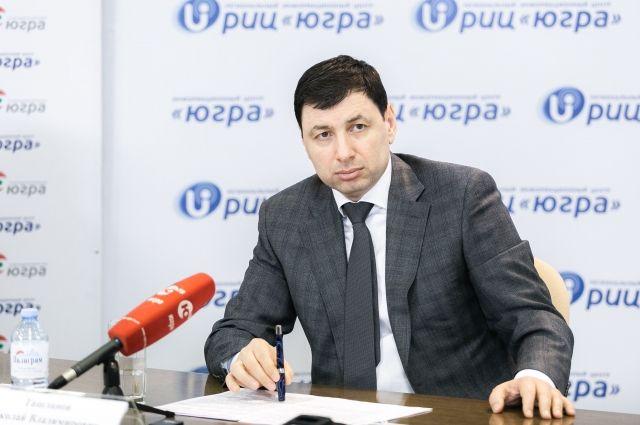 Главврач Центра профессиональной патологии Николай Ташланов подвел итоги работы окружной передвижной поликлиники