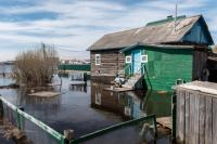 В Адамовском районе из-за паводка отрезанными от райцентра могут оказаться 8 поселков.