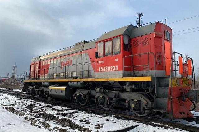 В Хабаровском крае сотрудник депо угнал поезд