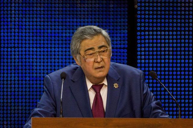 Аман Тулеев руководил Кузбассом с 1997 по 2018 гг.