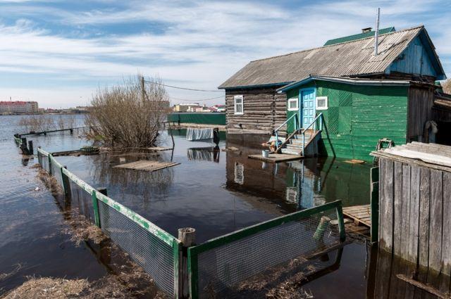 Жителям рекомендуют заранее подготовиться к паводку и возможному подтоплению.