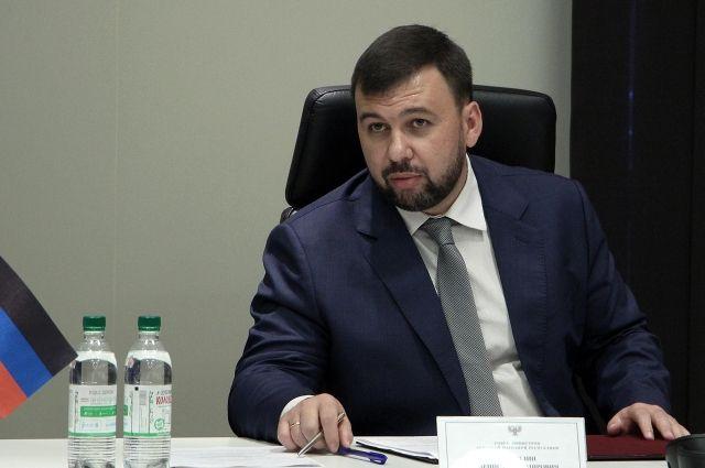 Пушилин озвучил условие открытия КПВВ между Украиной и ОРДО