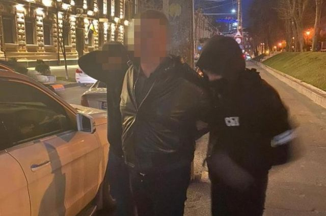 Депутата Бориспольского райсовета задержали на взятке в 40 тыс. долларов