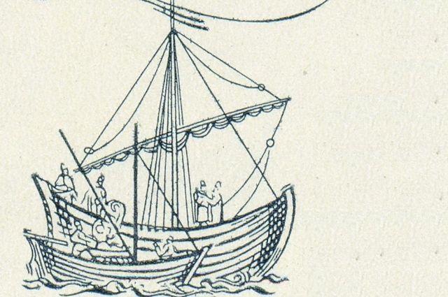 Воронежские корабелы проявили себя прекрасными строителями боевых и торговых судов — стругов.