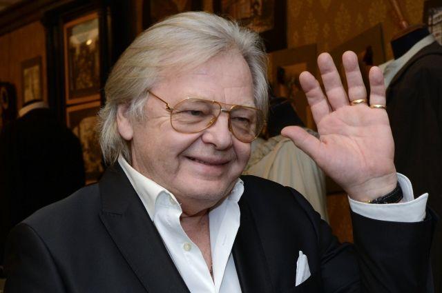 Юрий Антонов впервые появился на публике после долгого перерыва