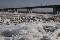 В реке Чаган на территории Оренбуржья – самый высокий подъем уровня воды.