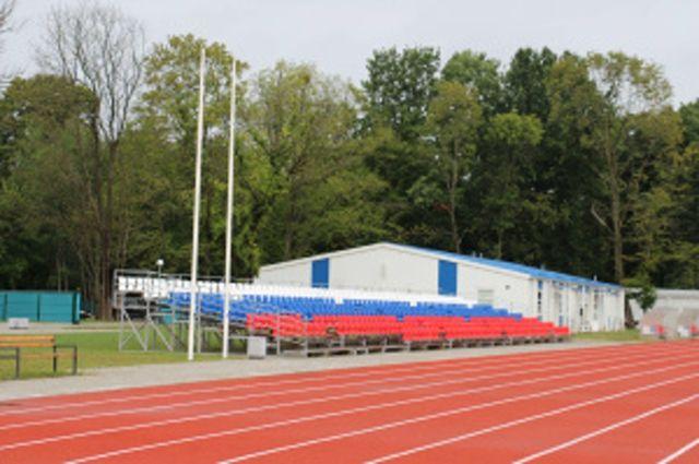 Стадион Локомотив с 12 апреля открывает тренировки для жителей города