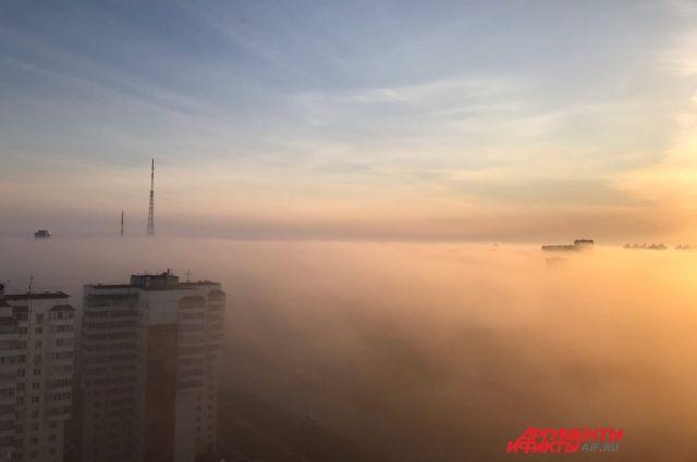 В Перми будет облачно с прояснениями, возможен дождь.