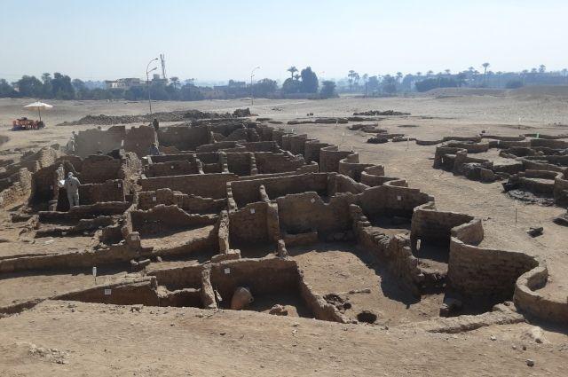 Открытый «Затерянный Золотой город», которому 3000 лет.