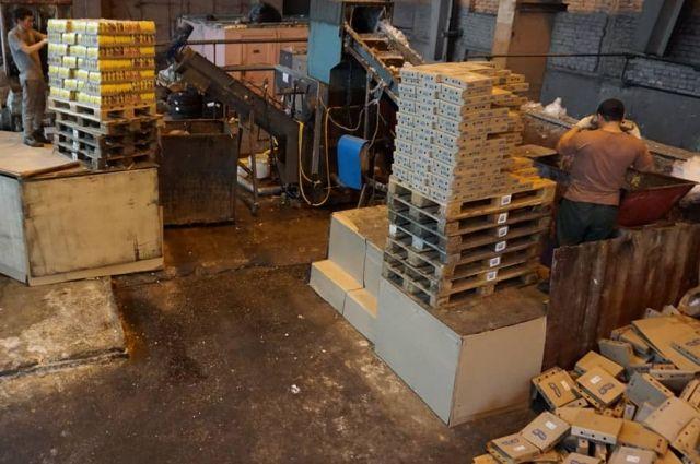 Утилизация отходов от компании «ЭКОТЕРМИНАЛ»