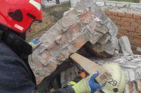 Во Львовской области во время демонтажа здания погиб человек