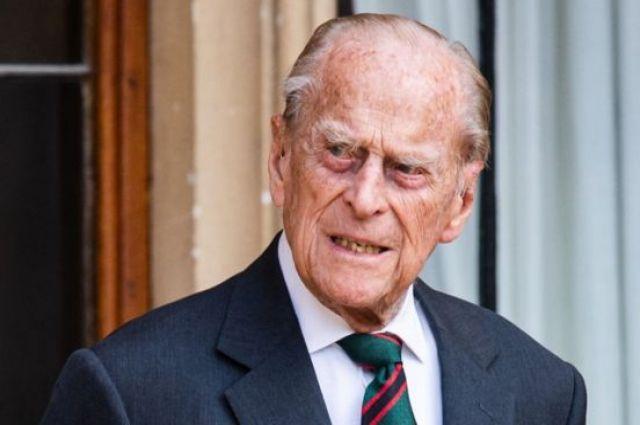 В Британии умер муж королевы Елизаветы II