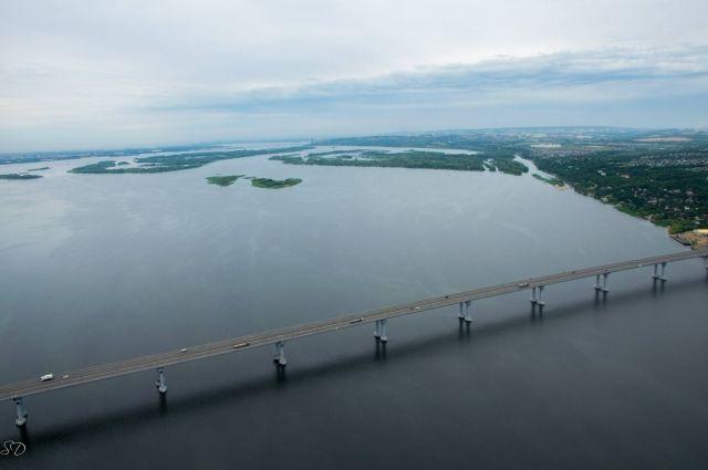 Мост «Саратов – Энгельс»