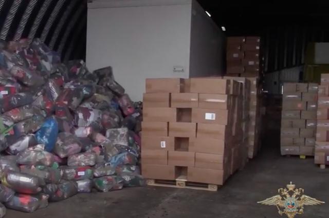 Полиция изъяла 3,5 млн контрафактных пачек сигарет