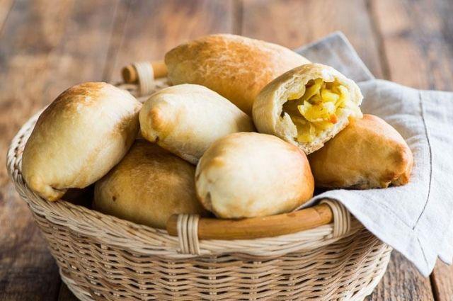 Постные пирожки с картошкой: рецепт ароматной выпечки