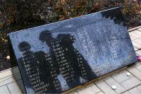 Мемориал «Аллея Ангелов» вДонецке, посвященный погибшим детям Донбасса.