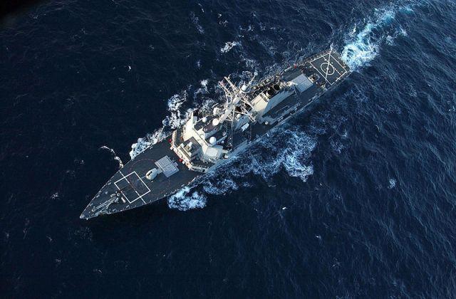 Пентагон: корабли ВМС США поддерживают регулярное присутствие в Чёрном море