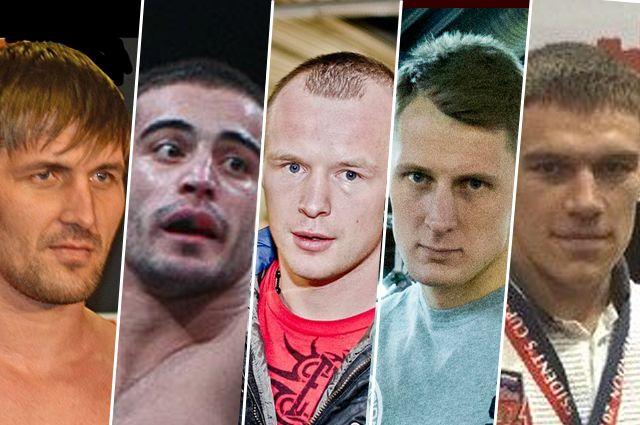 Виталий Минаков, Андрей Корешков, Александр Шлеменко, Александр Волков, Вадим Немков.