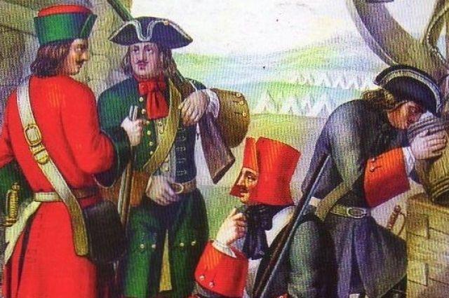 Воинский устав Петра I. Что было можно и чего нельзя солдату XVIII века