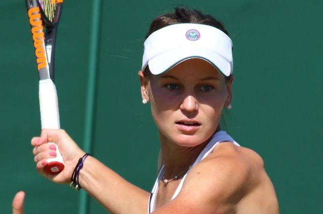 Кудерметова обыграла Стивенс и вышла в полуфинал турнира WTA в Чарлстоне