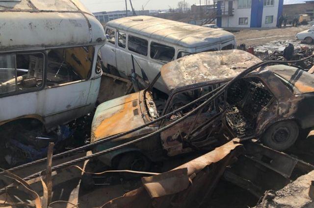 За автомобиль злоумышленники выручили 20 тысяч рублей.